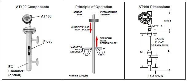 智能超声波液位计电路图